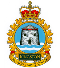 Canadian Forces Base Kingston Badge