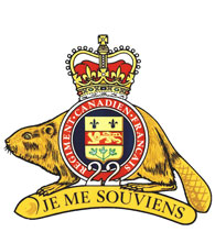 Insigne du Royal 22e Régiment