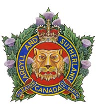 The Argyll and Sutherland Highlanders of Canada crest