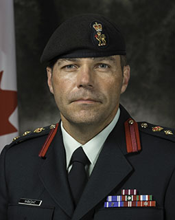 Colonel Michael Wright